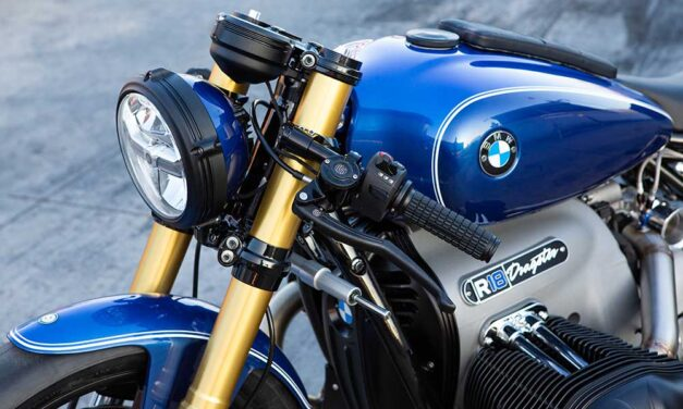 Roland Sands personaliza una BMW R18 Dragster