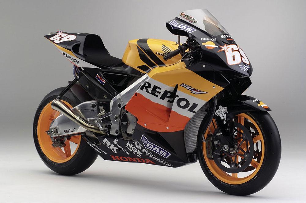 Honda MotoGP de Nicky Hayden