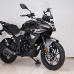 Voge 300 DS, una moto trail con grandes horizontes
