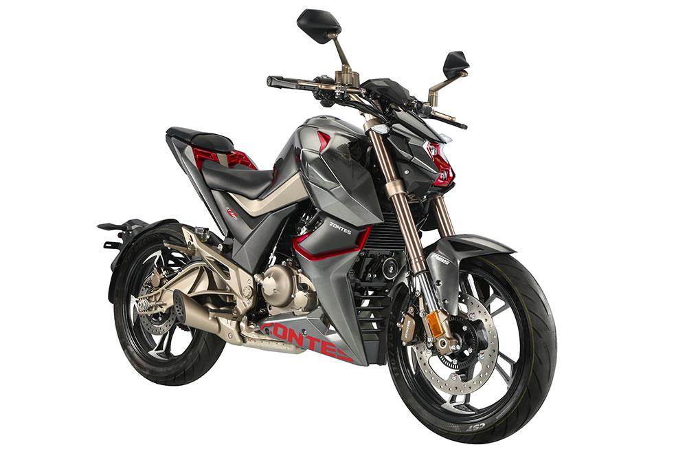 Por un precio de 2.995 euros tienes una moto naked deportiva de 125 con la última tecnología