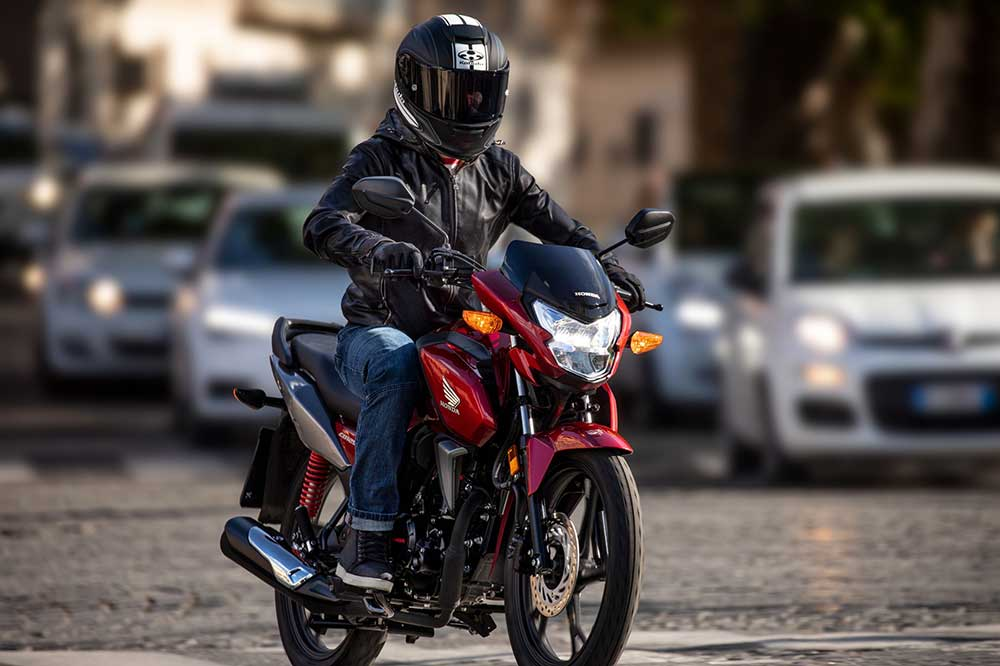 Rieju Strada 125 2018 | Club del Motorista KMCero