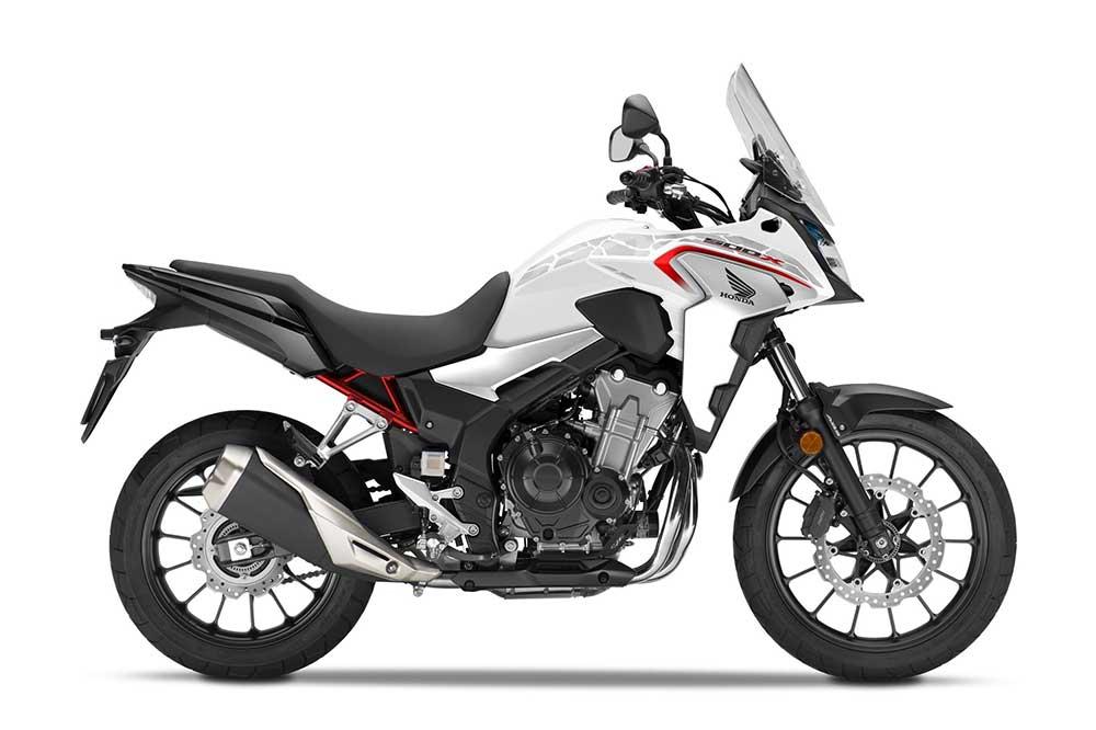 La honda CB 500X es una moto trail muy versatil que se puede conducir con el carnet A2 sin necesidad de limitarla