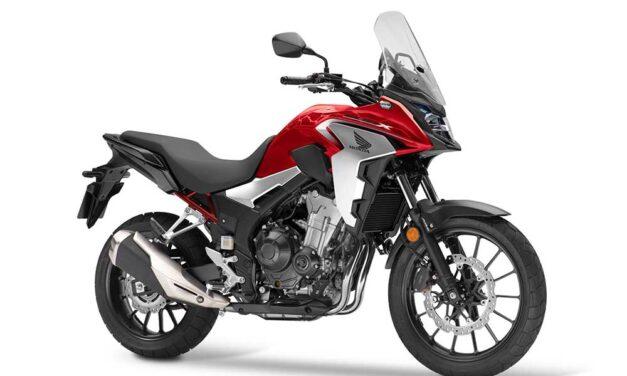 Honda CB 500X: La trail del A2 2021