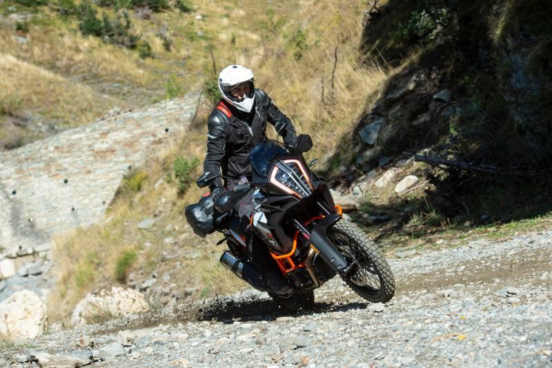 Bolsas para moto T.ur a prueba de aventura