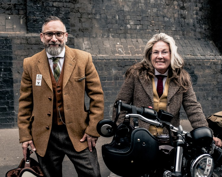 The Distinguished Gentlemans Ride 2019