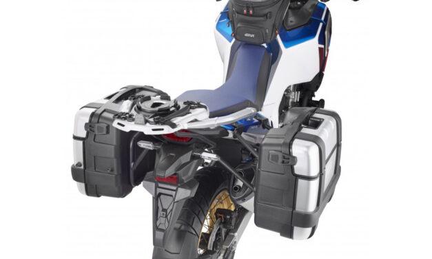 Sistema de fijación rápida S340 Seatlock de Givi