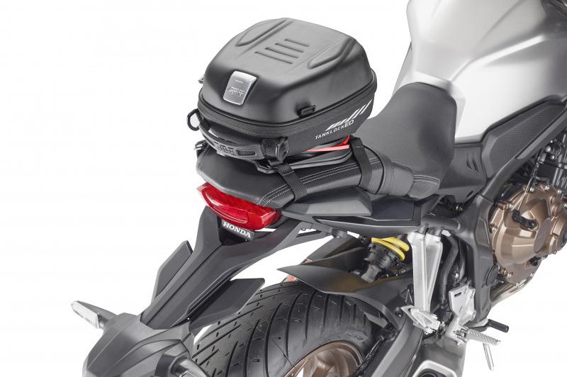 Bolsa ST605B con S340 Seatlock de Givi
