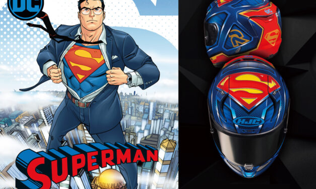 Casco RPHA 11 Superman de HJC