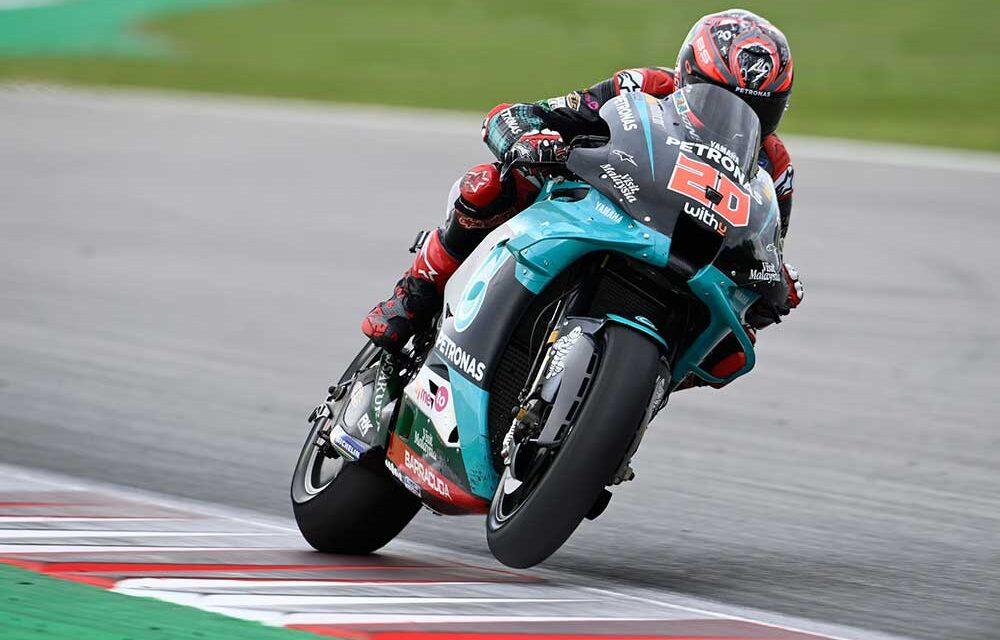 Quartararo, nuevo líder del Mundial de MotoGP