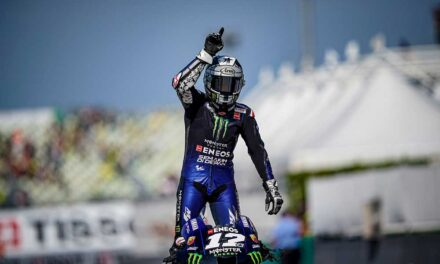Triplete de pilotos españoles en el GP Dell'Emilia Romagna