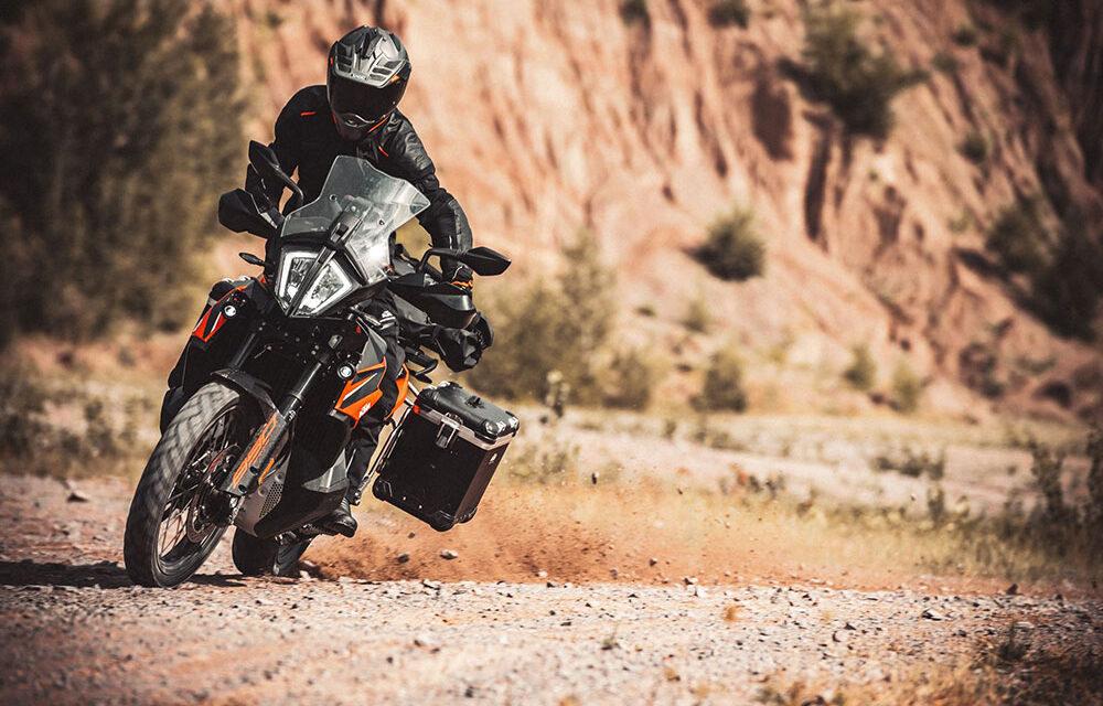 KTM 890 Adventure: Con un plus de trail de aventuras