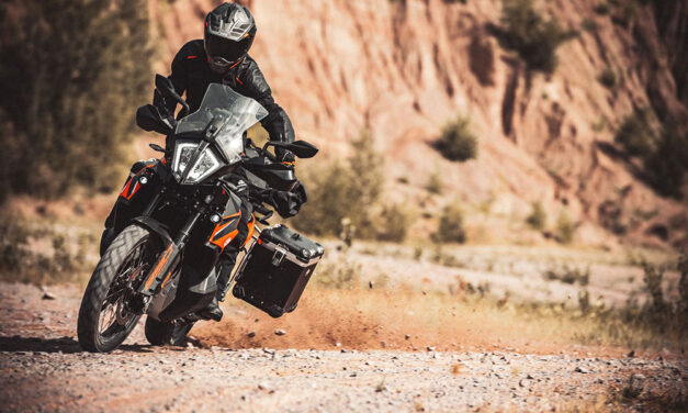 KTM 890 Adventure: Con un plus de trail de aventuras