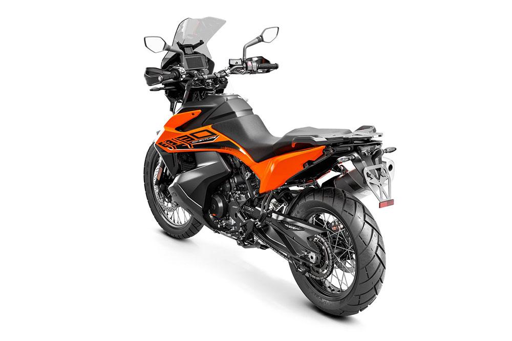 KTM te ofrece una completa gama de accesorios para todos sus modelos
