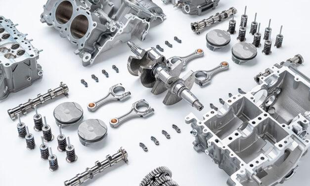 Así es el nuevo motor V4 de Ducati que dará vida a la Multistrada