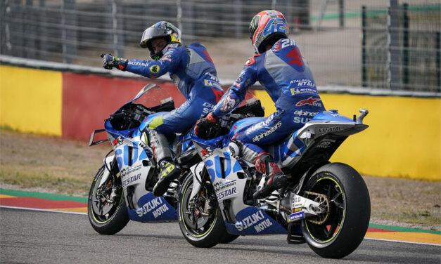 Joan Mir, más líder del Mundial de MotoGP
