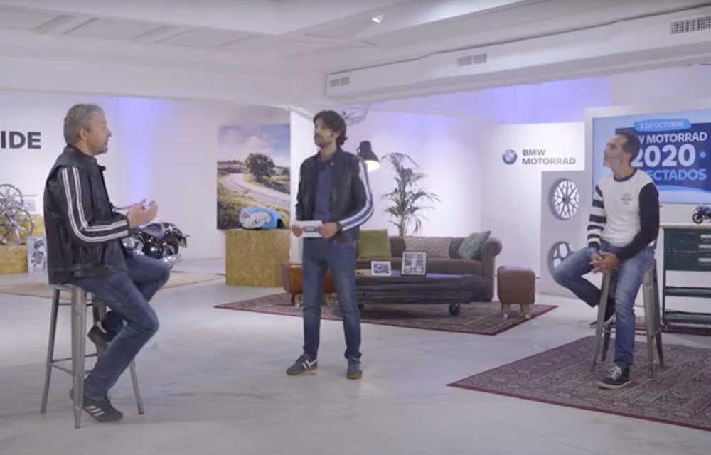 BMW Motorrad Days Conectados 2020