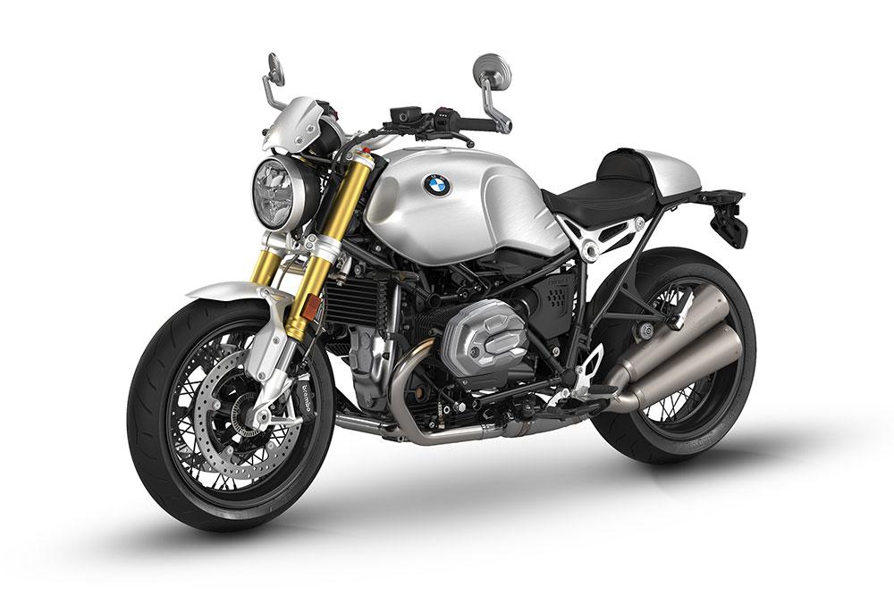 BMW R Nine T 2021 básica