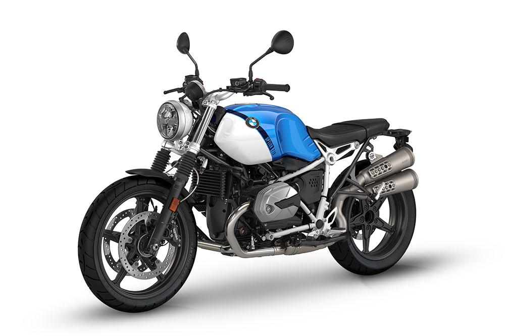 BMW R Nine T 2021 Scrambler