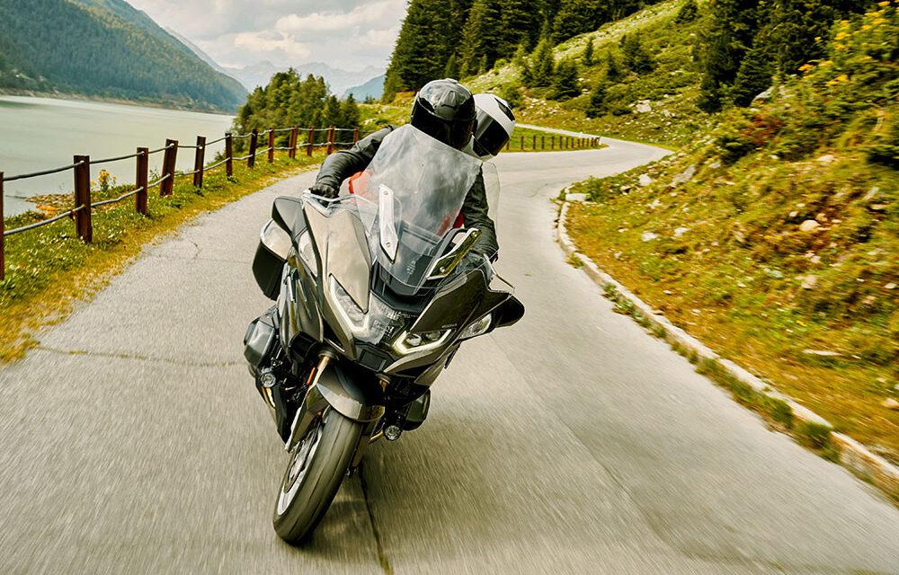 BMW R 1250 RT 2021, renovación estética