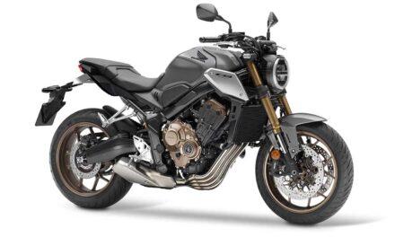 Honda CB 650R 2021: Nuevas suspensiones