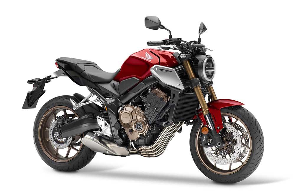 Honda CB 650R 2021