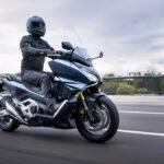 Honda Forza 750: Nace un nuevo scooter GT
