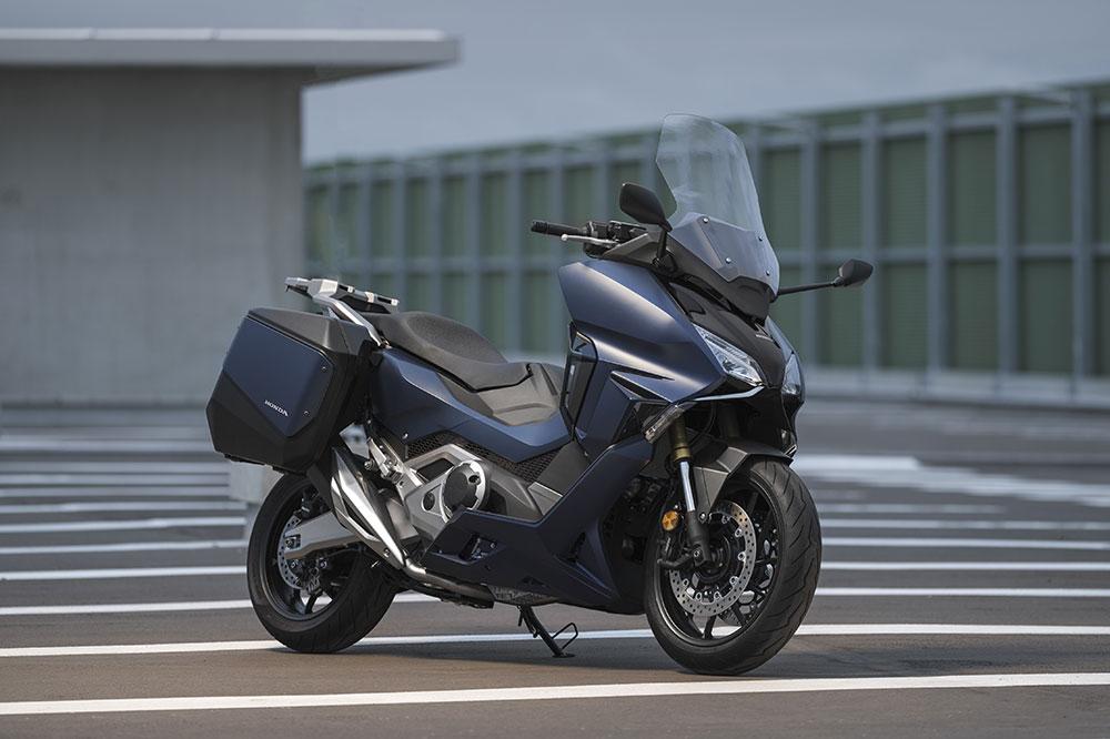 """Honda ha vuelto a una configuración más """"tradicional"""" en su Scooter GT"""