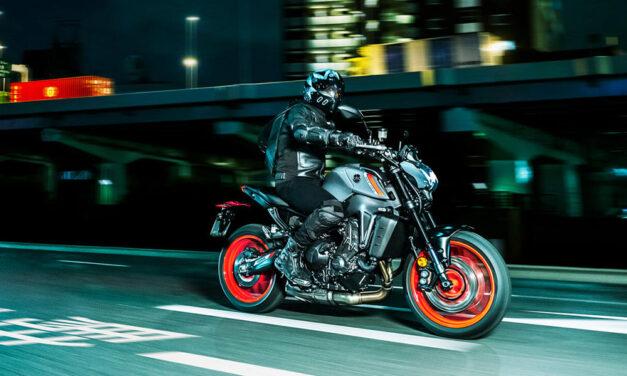 Yamaha MT 09 2021: Completamente renovada
