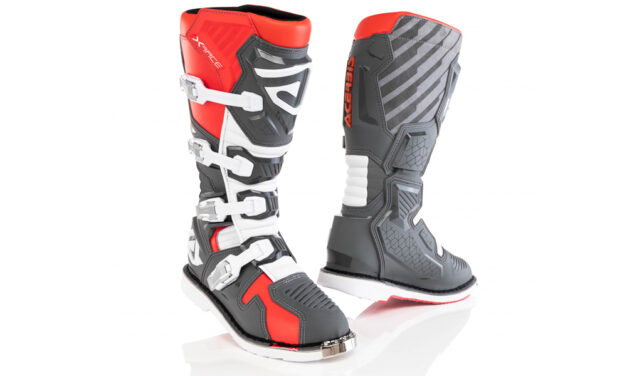 Botas off-road X-Race de Acerbis