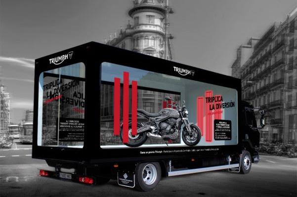 Camión Triumph Trident