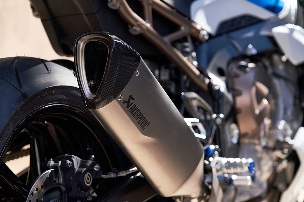 Como es habitual en BMW, la lista de equipamiento opcional es generosa