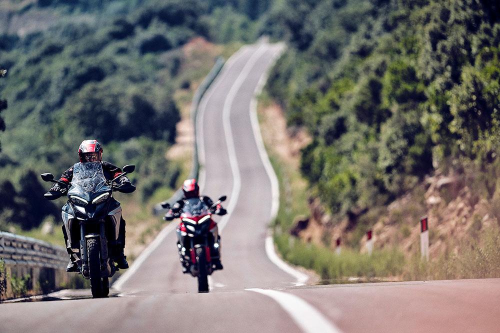 El nuevo motor de la Ducati Multistrada V4 promete intervalos de mantenimiento de 60.000 kilómetros; 15.000 para los cambios de aceite
