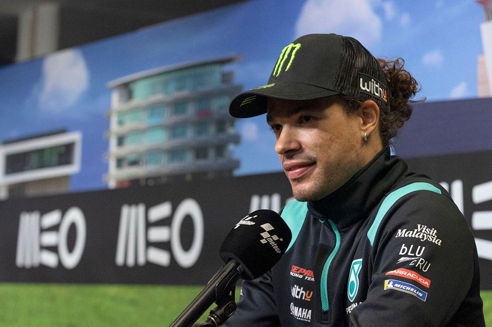 Franco Morbidelli, logró el subcampeonato del mundo de MotoGP. Alex Rins, no tuvo suerte en Portugal