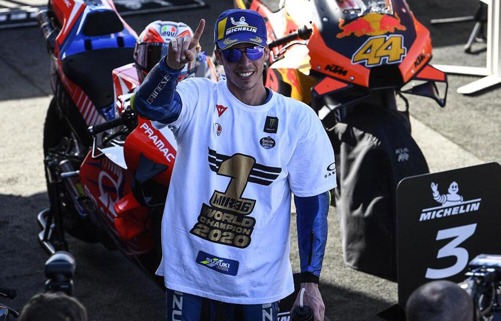Joan Mir, Campeón del Mundo de MotoGP 2020