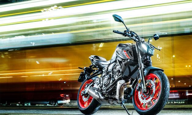 Yamaha MT 07 2021