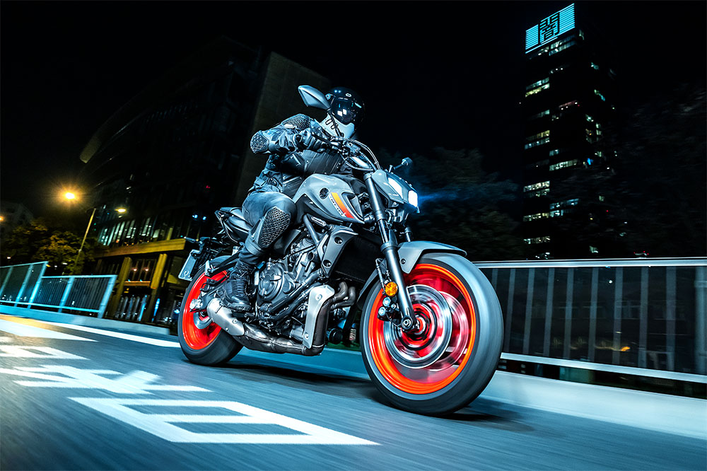 La Yamaha MT 07 ya está adaptada a la normativa Euro 5
