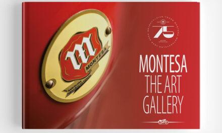 Ya puedes reservar la Edición Especial 75 Aniversario del libro 'Montesa, The Art Gallery'