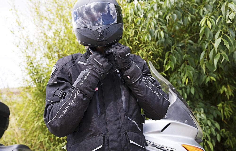 Deja KO al frío con los guantes STX de Vquattro