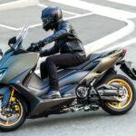 Yamaha T Max 560 2021: Mejoras en motor y acabados