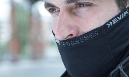 Hevik protege del frío tu cuello y cabeza