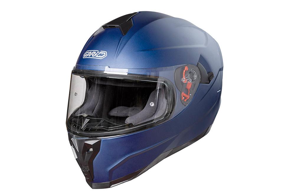 Casco G80 Trend azul de Garibaldi