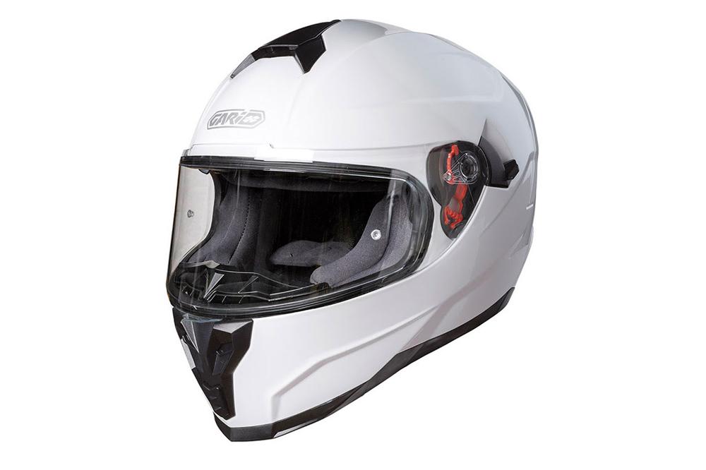 Casco G80 Trend blanco de Garibaldi