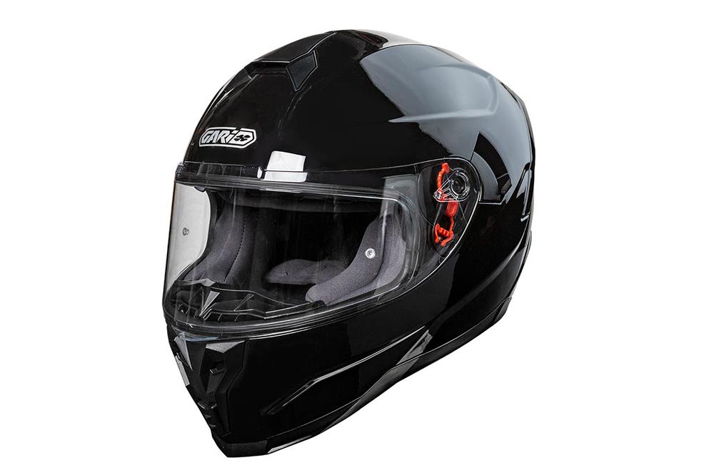 Casco G80 Trend negro de Garibaldi