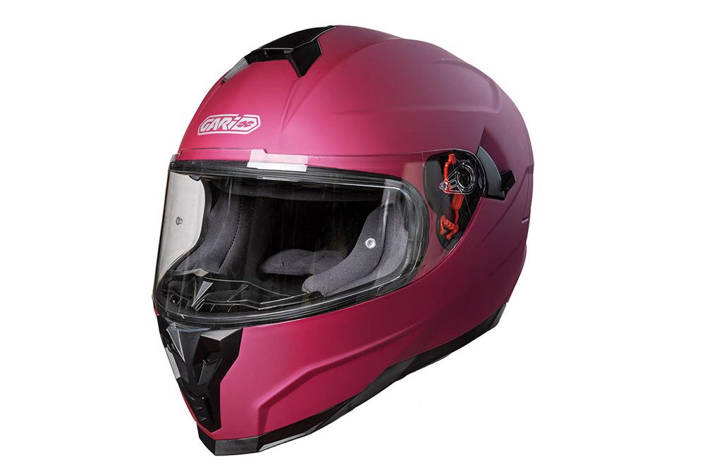 Casco G80 Trend rosa de Garibaldi