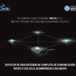 Dynamic Mesh Communication de Cardo Systems