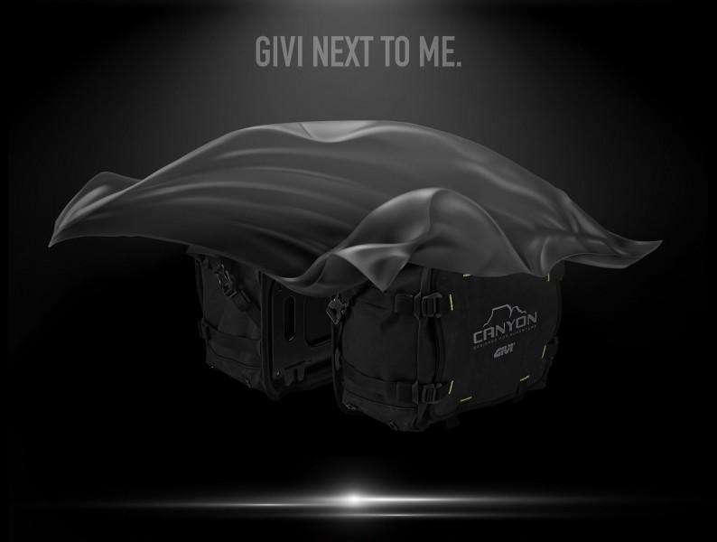 Todas las novedades GIVI 2021 en un tour virtual