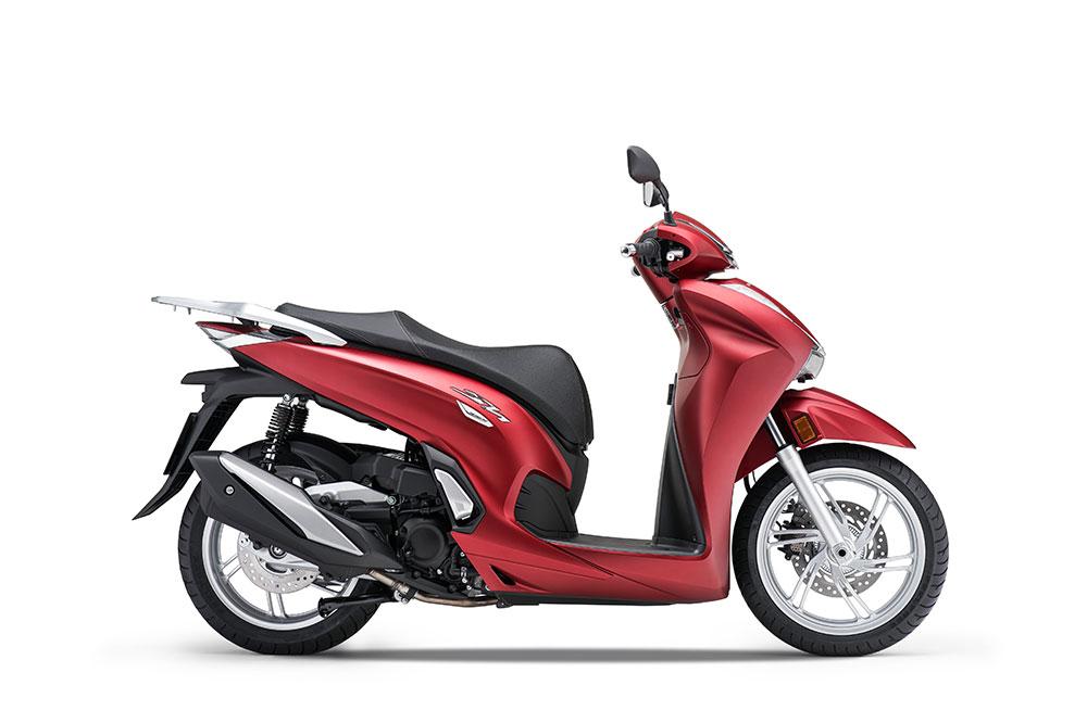Entre otras características técnicas, el Honda SH 350i destaca por su control de par seleccionable