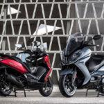 KYMCO adapta sus scooter 125 a la Euro 5