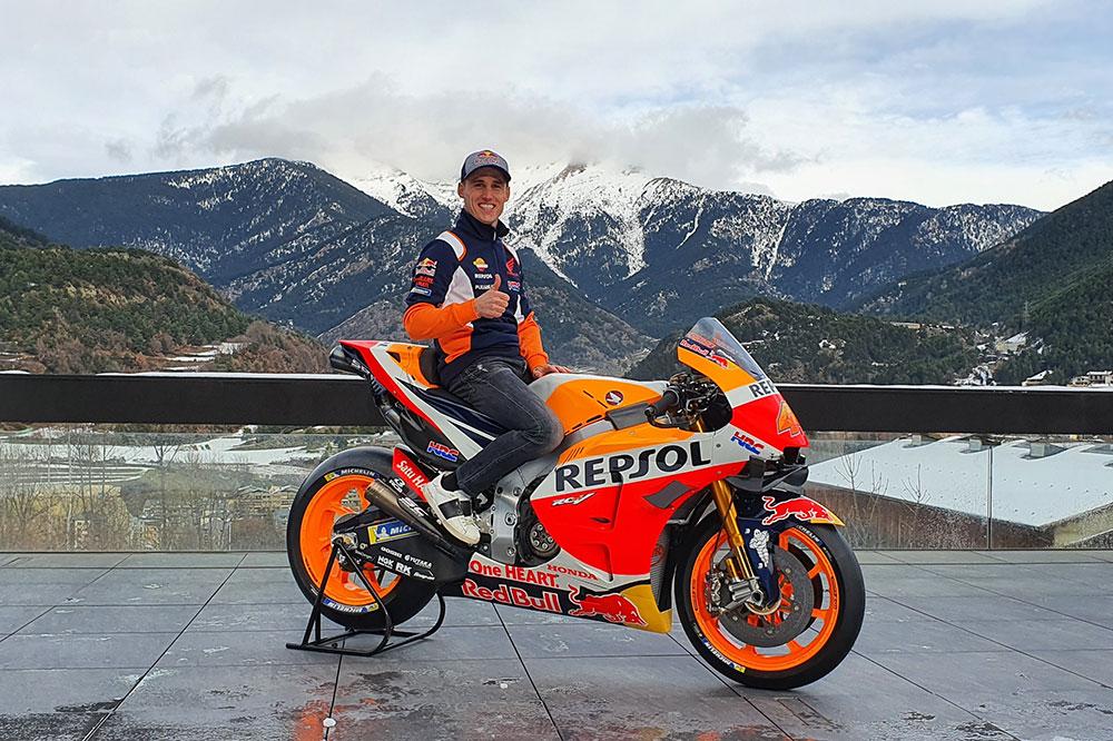 Pol Espargaró será el sustituto de Alex Márquez en el Repsol Honda MotoGP