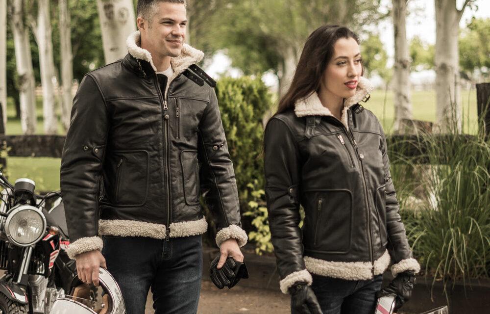 Chaqueta Eagle, guantes Winter Skin y pantalón de lluvia de By City